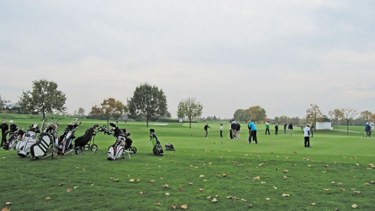 GOLF absolute Teambuilding mit Golf
