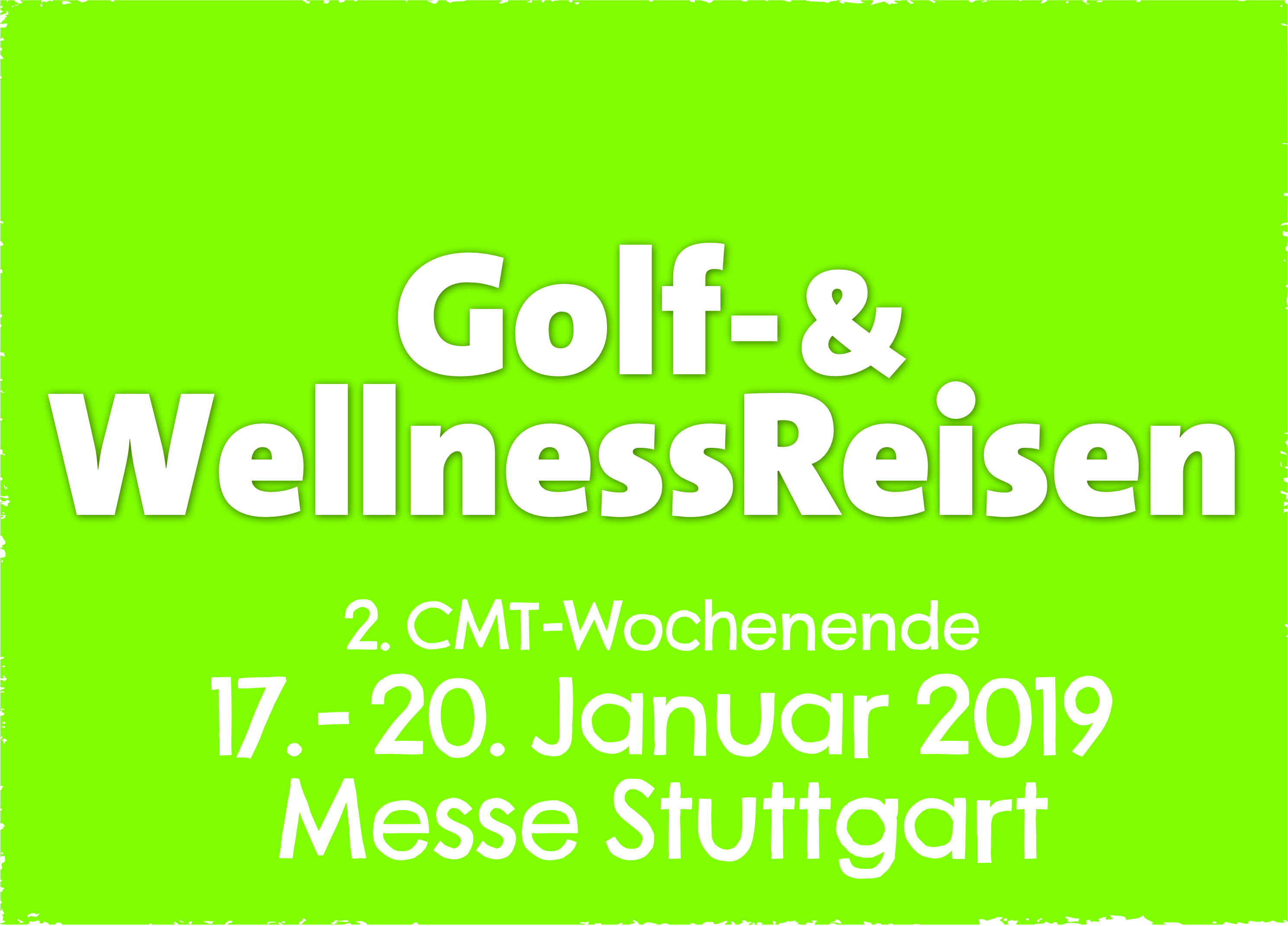 CMT 2019 Golf- & WellnessReisen